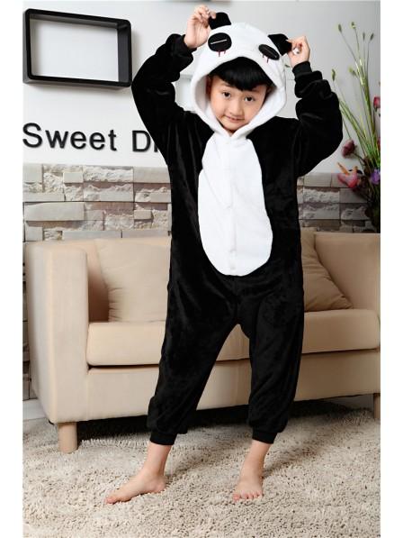 Pandas Onesie Kigurumi Pyjamas Kids Tier Kostüme Für Jugend