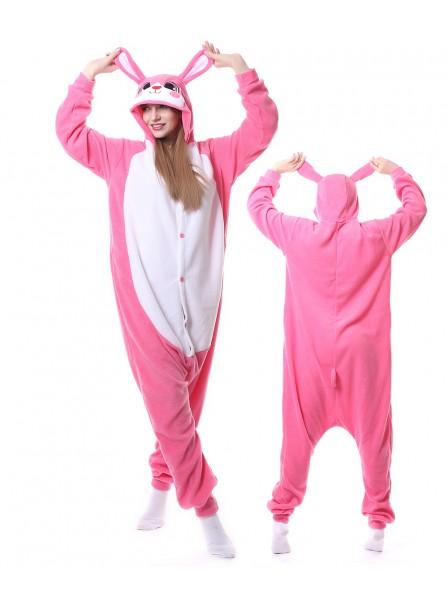 size 40 46fc3 8f317 Rosa Hase Kigurumi Onesie Pyjamas Tier Unisex